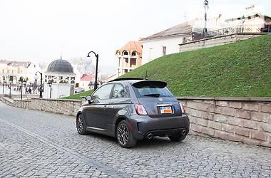 Abarth Fiat 500 2015 в Черновцах
