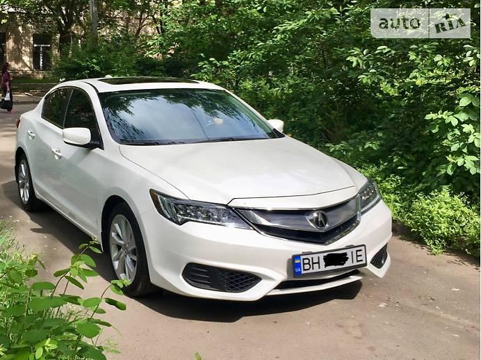 Acura ILX premium