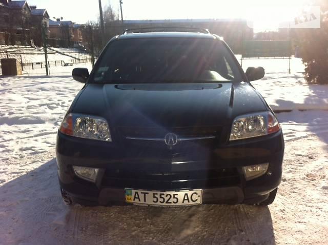 Acura MDX 2002 года в Ивано-Франковске