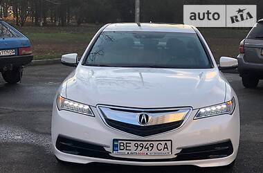 Acura TLX 2014 в Одессе