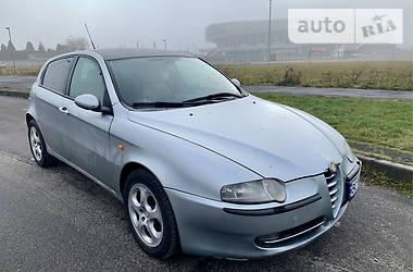 Alfa Romeo 147 2001 в Львове