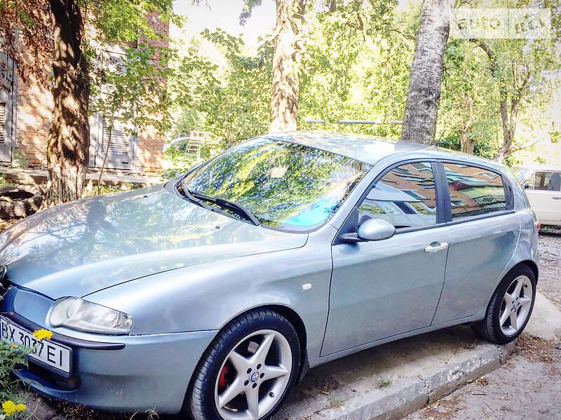 Alfa Romeo 147 2002 в Каменец-Подольском