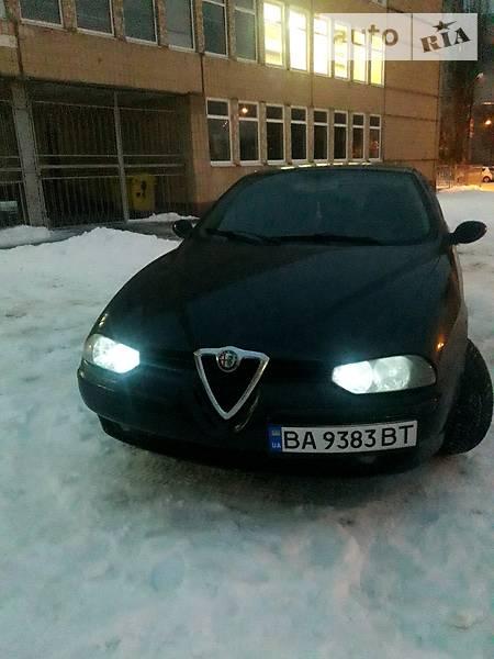 Alfa Romeo 156 1999 года в Кропивницком (Кировограде)