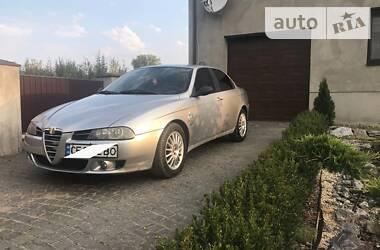 Alfa Romeo 156 2003 в Черновцах