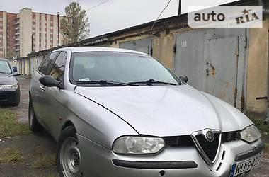 Alfa Romeo 156 2001 в Стрые