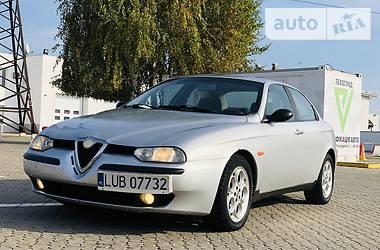 Alfa Romeo 156 2001 в Черновцах