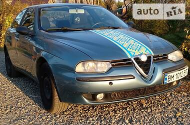 Alfa Romeo 156 2000 в Сумах