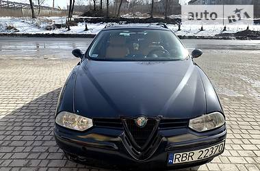 Alfa Romeo 156 2003 в Тернополе