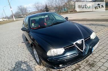 Alfa Romeo 156 1999 в Чемеровцах