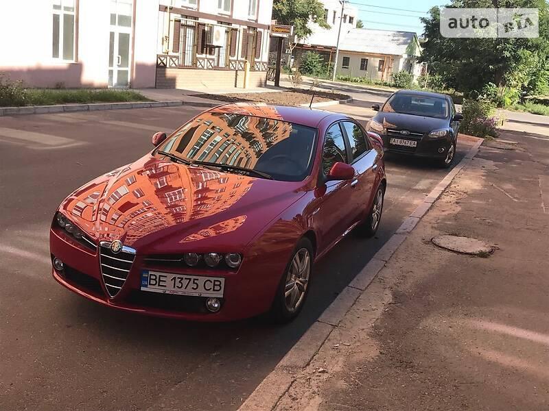 Alfa Romeo 159 2011 года в Николаеве