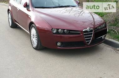 Alfa Romeo 159 2008 в Одессе