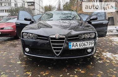 Alfa Romeo 159 2006 в Києві