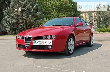 Седан Alfa Romeo 159 2011 в Мелитополе