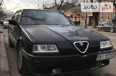 Седан Alfa Romeo 164 1992 в Одессе