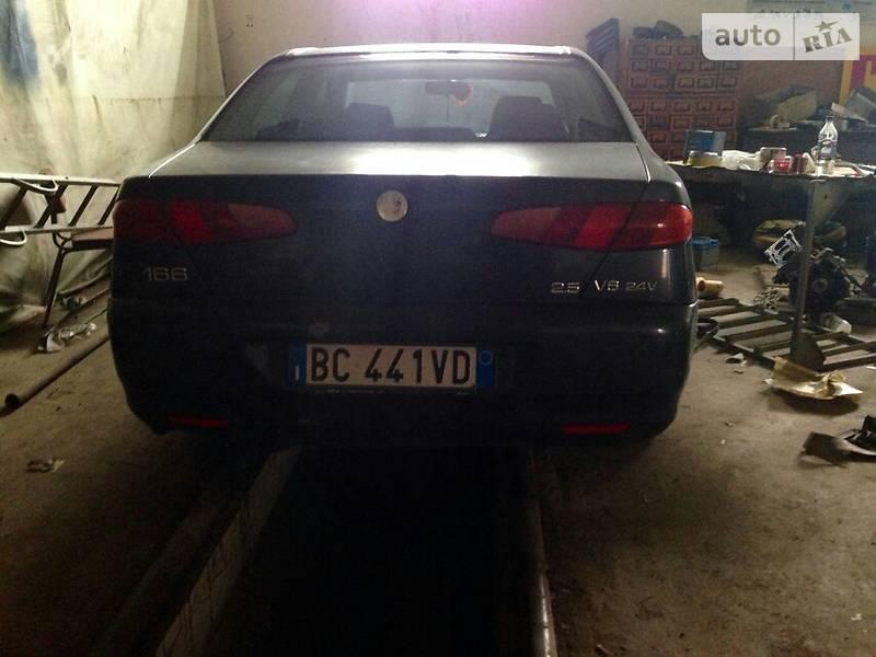 Alfa Romeo 166 1999 года в Киеве