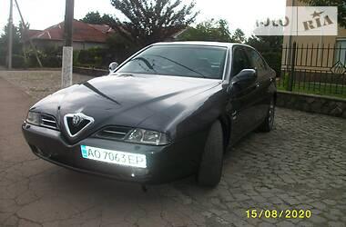 Alfa Romeo 166 1999 в Ужгороде