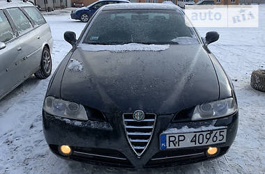 Alfa Romeo 166 2000 в Жмеринке