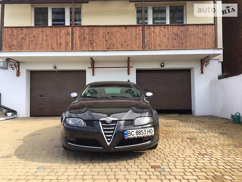 Alfa Romeo GT 2007 в Львове