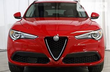Alfa Romeo Stelvio 2018 в Львове
