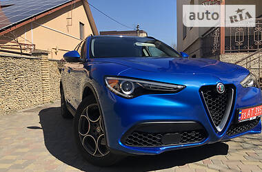 Alfa Romeo Stelvio 2019 в Луцке
