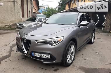 Alfa Romeo Stelvio 2017 в Львове