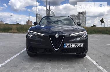 Alfa Romeo Stelvio 2017 в Києві