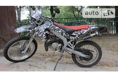 Мотоцикл Позашляховий (Enduro) Aprilia RX 2008 в Чернігові