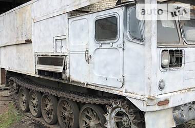 Вездеход АТС 59 1986 в Новопскове