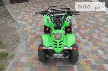 ATV 125 2013 в Богуславе