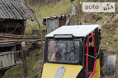 Мотовездеход ATV Buyang 2020 в Косове