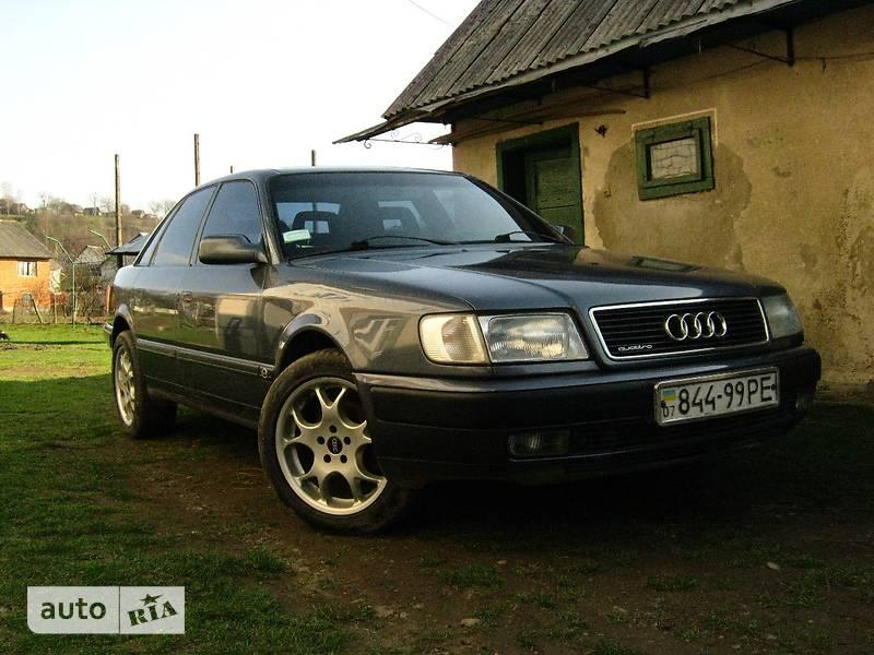 Audi 100 1991 в Тячеве
