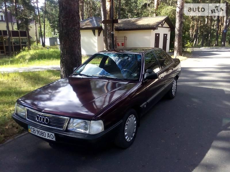 Audi 100 1989 в Чернигове