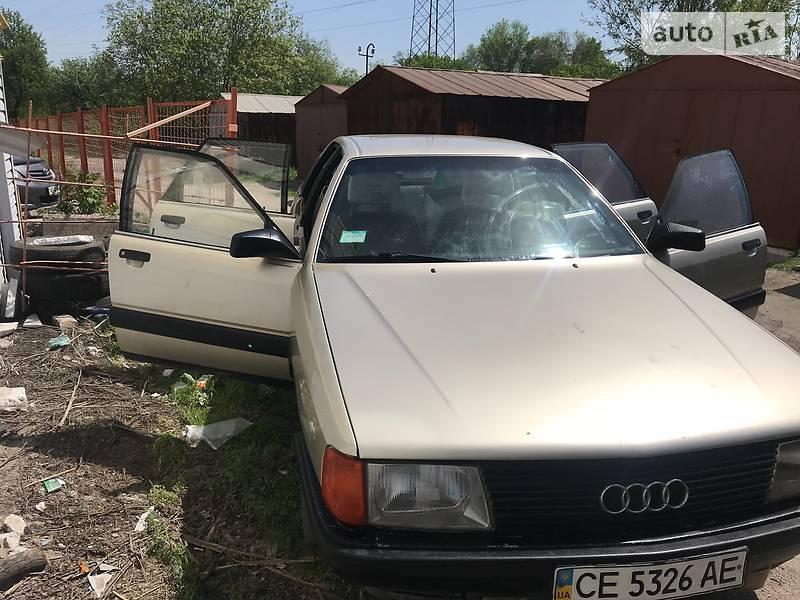 Audi 100 1986 в Днепре