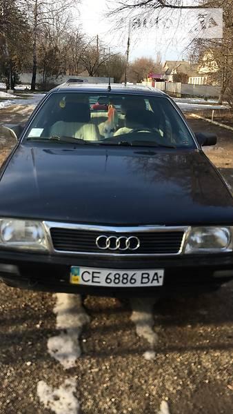 Audi 100 1988 года в Черновцах