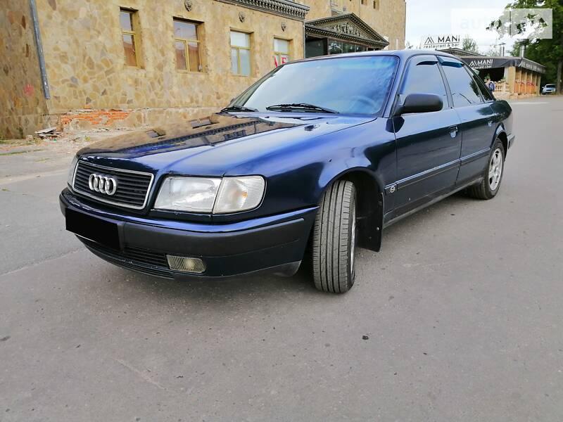 Седан Audi 100 1994 в Харкові