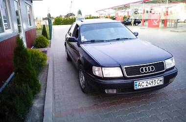 Audi 100 1991 в Луцке