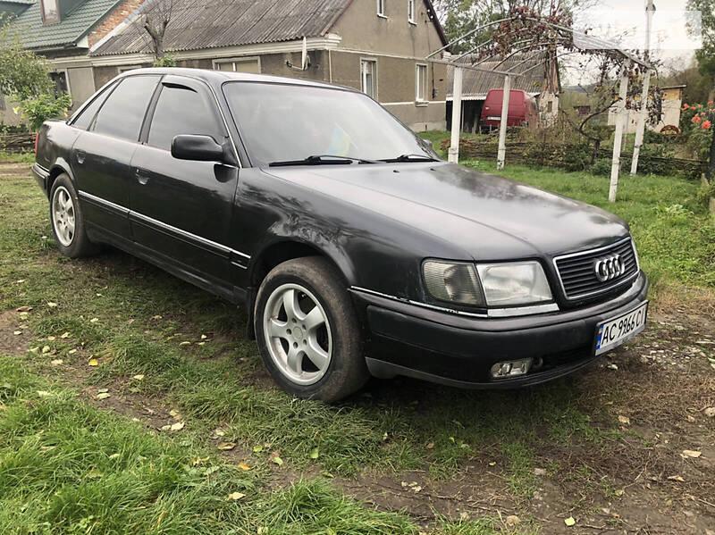 Audi 100 1993 в Владимир-Волынском