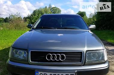 Седан Audi 100 1993 в Чернигове
