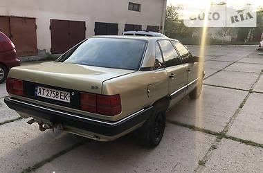 Седан Audi 100 1989 в Долине