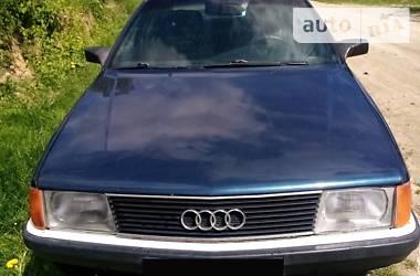 Седан Audi 100 1988 в Жовкве