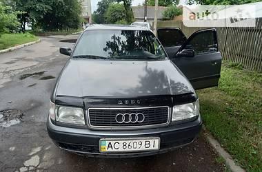 Седан Audi 100 1992 в Владимир-Волынском