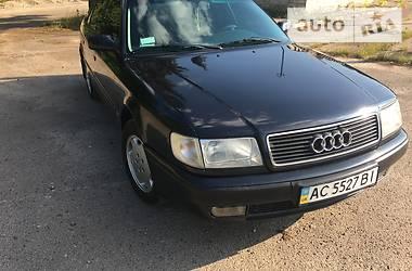 Седан Audi 100 1993 в Луцке