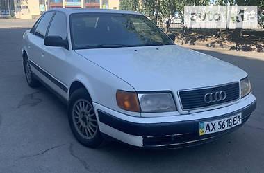 Седан Audi 100 1993 в Харькове