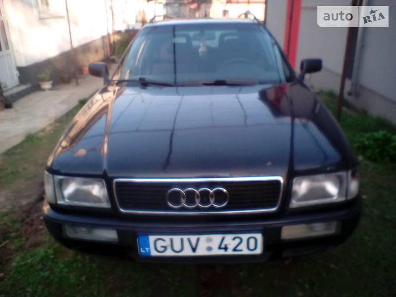 Audi 80 1993 в Иршаве