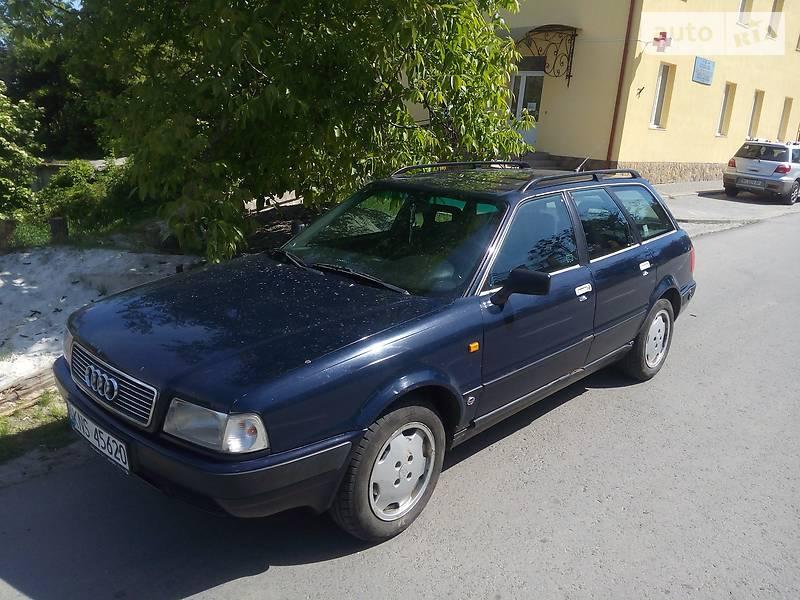 Audi 80 1995 в Львове
