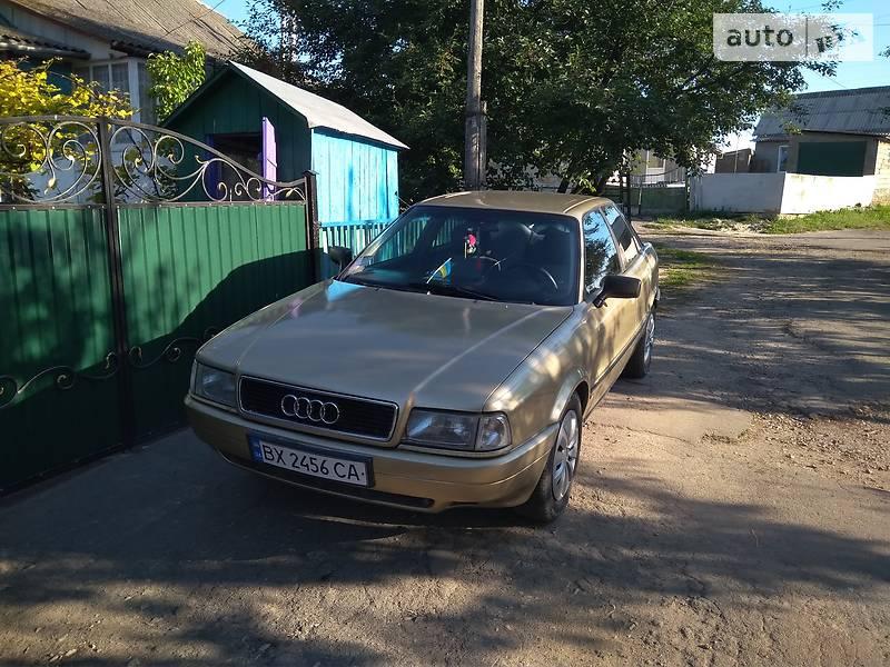 Audi 80 1989 в Красилове