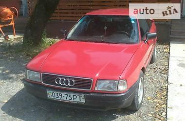Audi 80 1990 в Тячеве