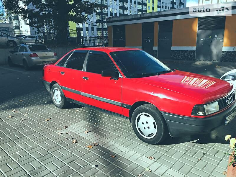 Audi 80 1988 в Запорожье