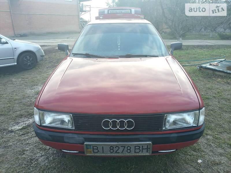 Audi 80 1989 в Пирятине