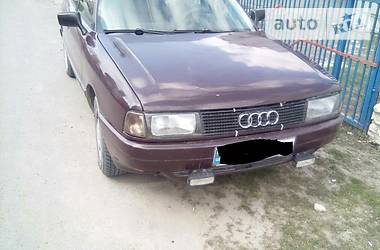 Audi 80 1991 в Тернополе